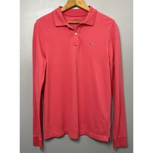VINEYARD VINES Boy's Long Sleeve Polo Shirt